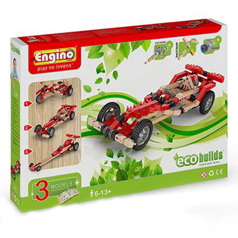 ENGINO PLAY TO INVENT 3 MODELS NEED 2AAA BATTERY