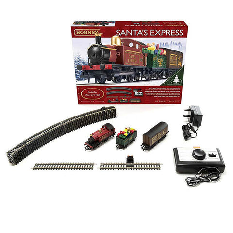 HORNBY SANTA'S EXPRESS TRAIN MODEL
