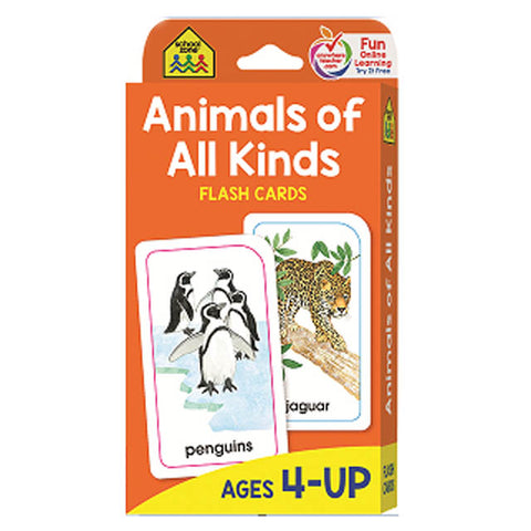 ANIMALES OF ALL KINDS CARDS