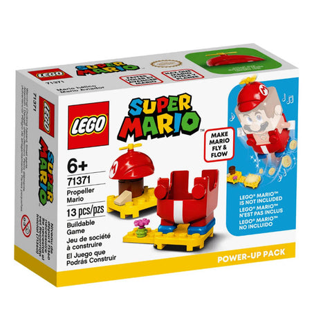 PROPELLER MARIO POWER-UP PACK SUPER MARIO 13PCS/SET