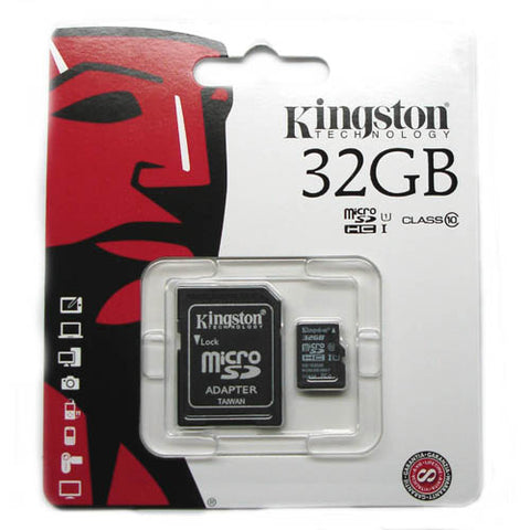 MICRO SD CARD 32GB CLASS 10 80MB/S TO 100MB/S