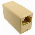 MOD COUPLER 8P8CJK STRAIGHT(DATA BEIGE