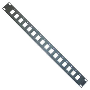 PATCH PANEL BLANK 16PORT