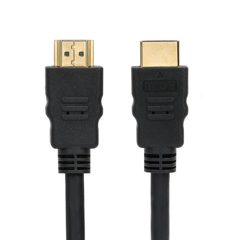 HDMI TO HDMI CABLE 25FT 1.4V BLK IN WALL CL2 RATED 3D READY