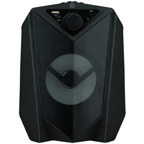 SPEAKER WIRELESS BLUETOOTH UP TO 6HR PLAYING W/ 7 COLOR LED
