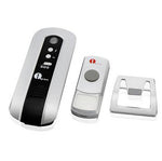 DOOR CHIME WIRELESS 60MTR RANGE 36 MELODIES