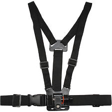 CAMCORDER CHEST STRAP MOUNT ACTION/PRO SERIES
