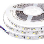 LED FLEXIBLE STRIP GREEN 12V 5M WATERPROOF IP65 3528 SMD 12V@2A