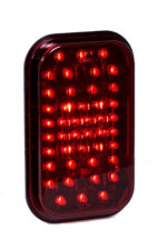 TRAILER LIGHT AMBER PARKING STOP TURN LIGHT RECTANGULAR