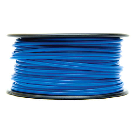 3D FILAMENT ABS BLUE 3MM 0.5KG 1.25IN CENTER HOLE