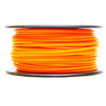 3D FILAMENT ABS ORANGE 3MM 0.5KG 1.25IN CENTER HOLE