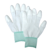 ANTISTATIC GLOVES TIP COATED LARGE