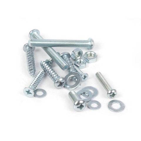 SCREWS NUTS AND WASHER KITS 450PCS/SET