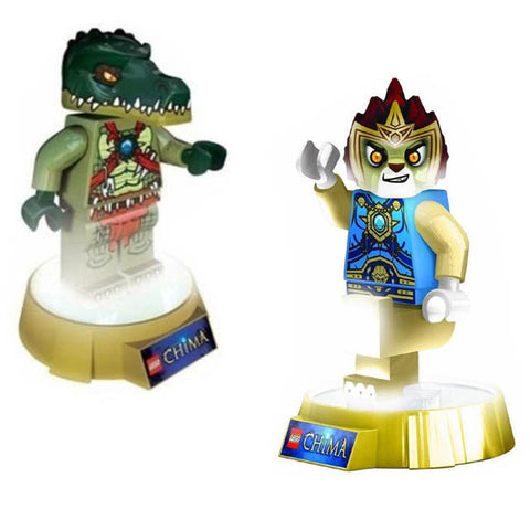 LEGO LED LITE & TORCH LEGENDS OF CHIMA ASSORTED