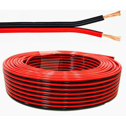 SPEAKER WIRE AWG 12 STD 25FT