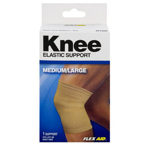 KNEE ELASTIC SUPPORT MEDIUM/LARGE