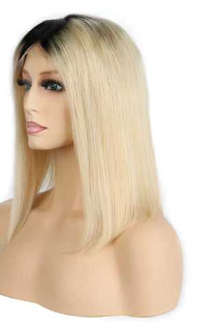 Ombre Brazilian hair wig