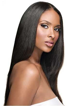 Brazilian virgin silky straight hair