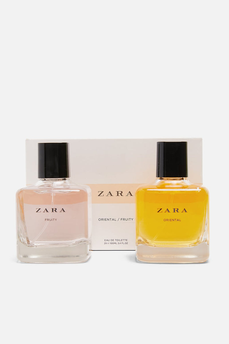 ZARA ORIENTAL + FRUITY 100 ML TINTED LEATHER