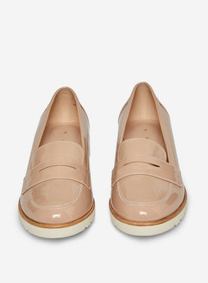 DOROTHY PERKINS BEIGE LYLE LOAFERS