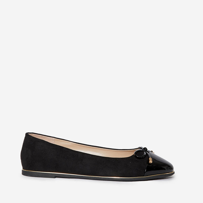 DOROTHY PERKINS BLACK 'PINE' PUMPS