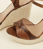 NEW LOOK WEDGE SANDALS