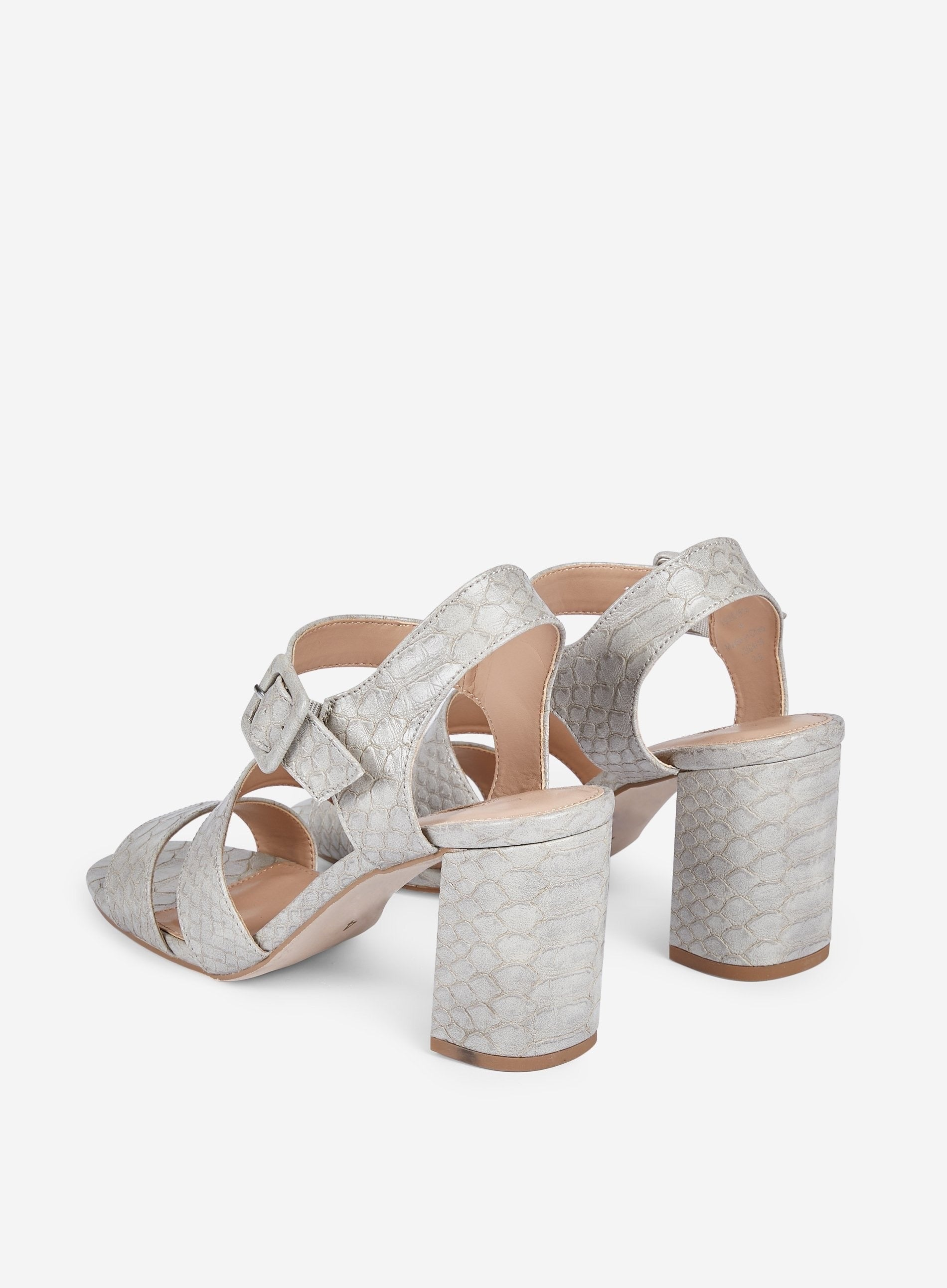 DOROTHY PERKINS BETTY HEELED SANDALS