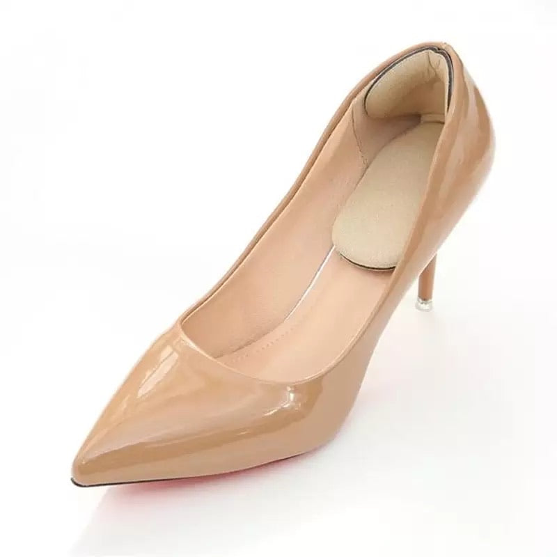 T-SHAPED NUDE COMFORT SHOE PADS