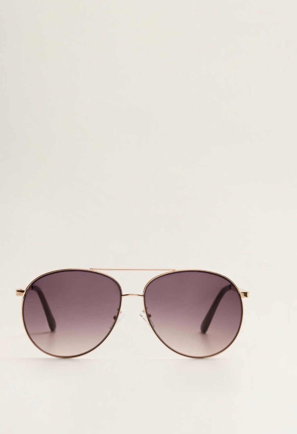 MANGO AVIATOR SUNGLASSES