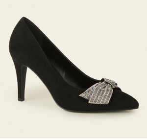 NEW LOOK BOW DETAIL PUMPS