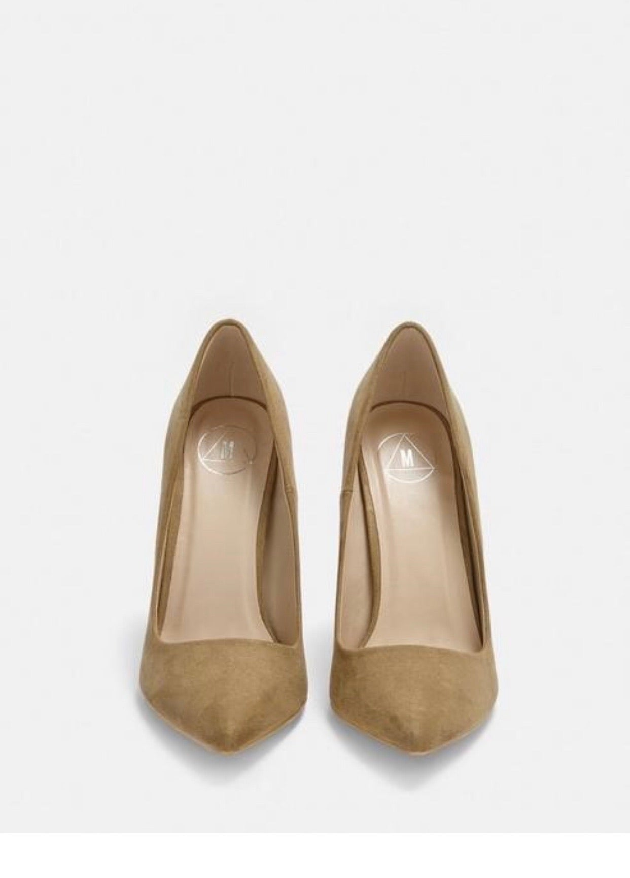 MISSGUIDED POINTED TOE PUMP
