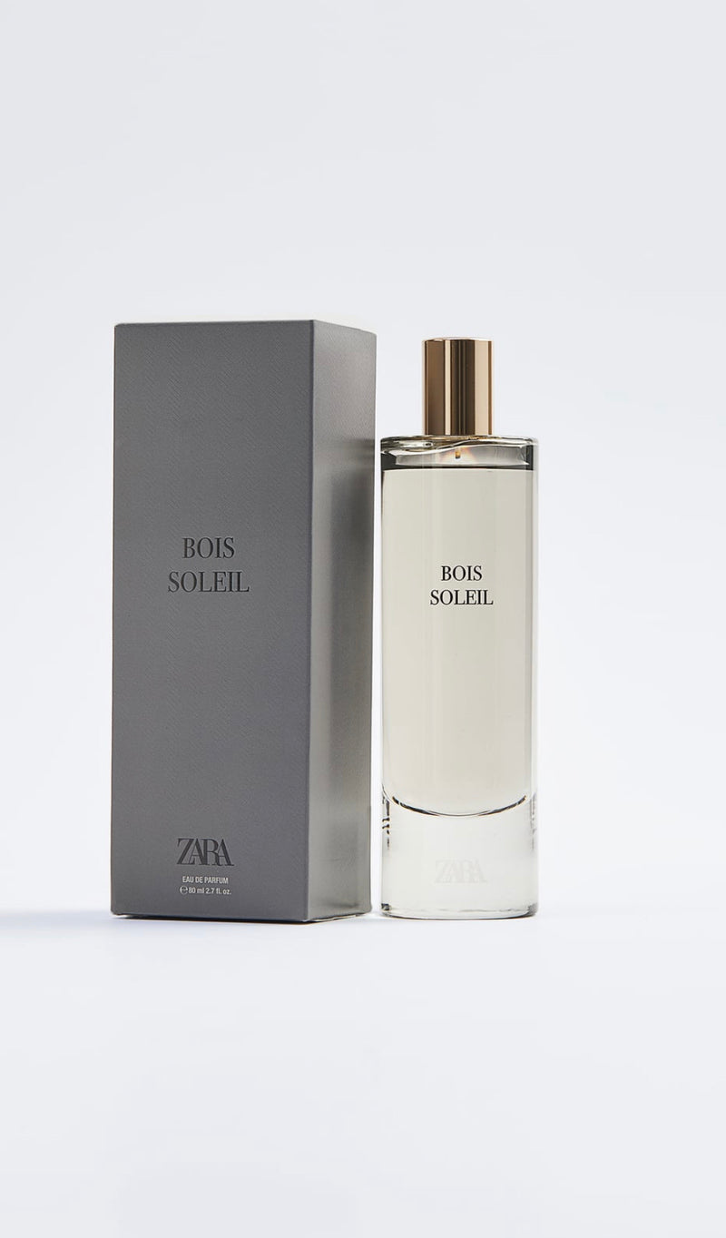 ZARA BOIS SOLEIL TINTED LEATHER 80 ML