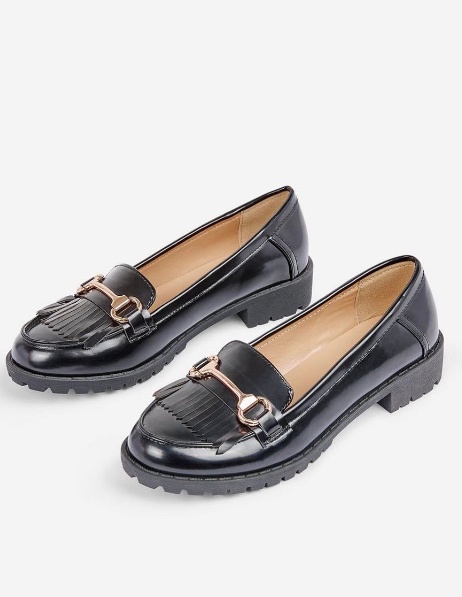 DOROTHY PERKINS LEWIS LOAFERS