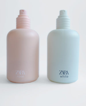 ZARA WHITE + ROSE EDT 100ML X2
