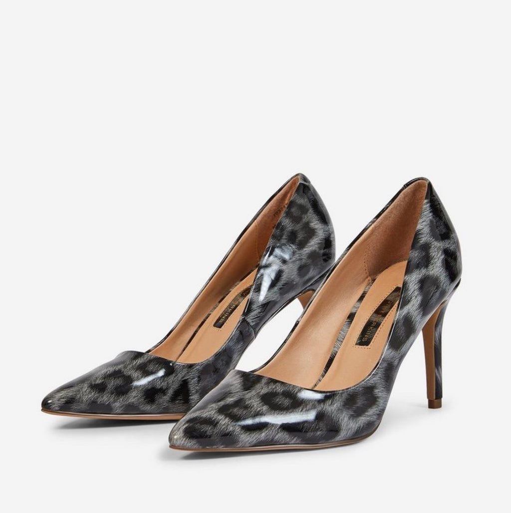 DOROTHY PERKINS EDEN ANIMAL PRINT COURT SHOES