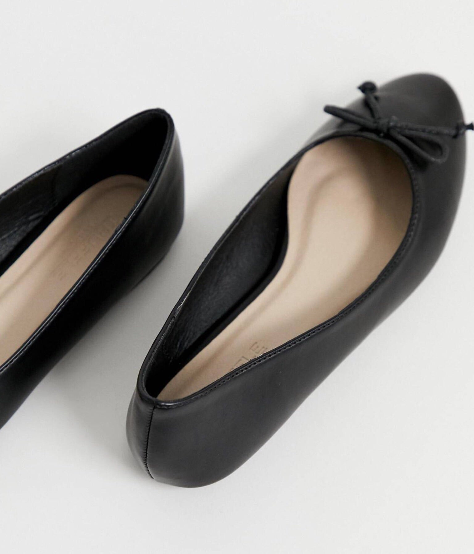 TRUFFLE COLLECTION BALLET FLAT