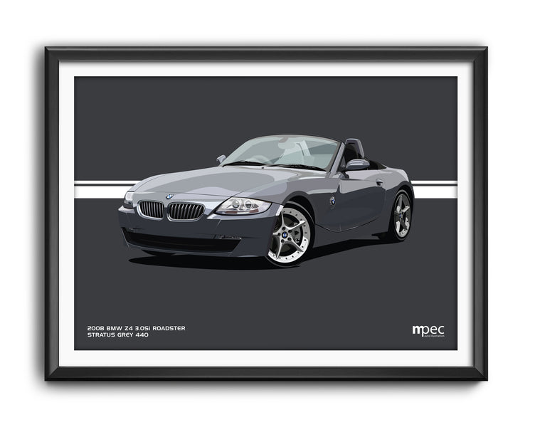 BMW Z4 added to the collection