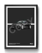 Load image into Gallery viewer, Illustration 1999 BMW Z3 2.0 Roadster Sapphire Black 475