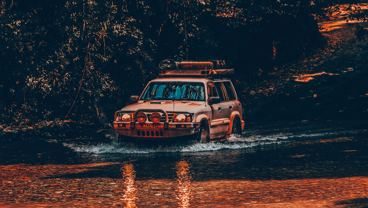 Australia's 4 Top 4WD Road Adventure Tracks