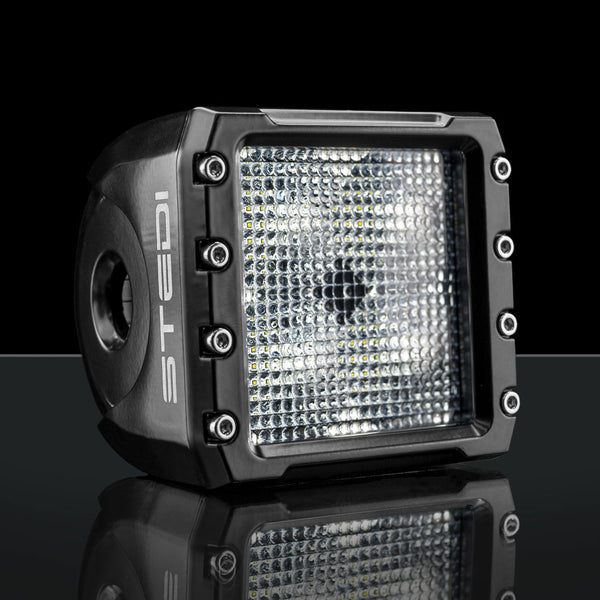 Stedi C-4 Black Edition LED Light Cube Diffused Light