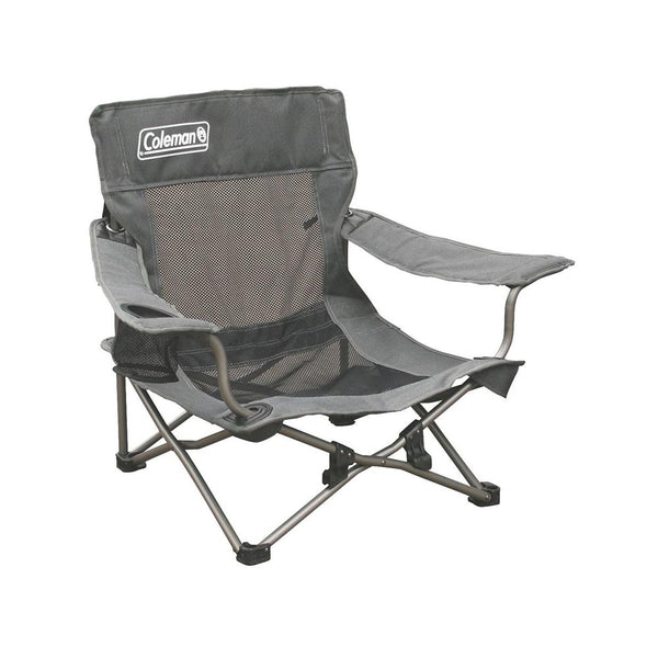 Coleman Quad Deluxe Chair Grey