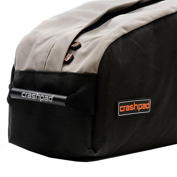 Crashpad Chainsaw Bag Grey (Large)