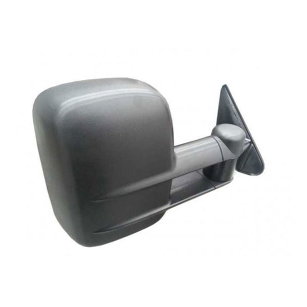 Clearview Towing Mirrors (Black) Toyota Landcruiser 75-79 Series