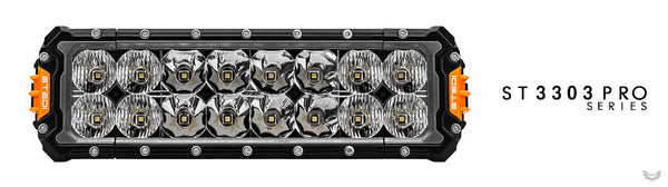 ST3303 Pro 18.4 inch Double Row Ultra High Output LED Bar