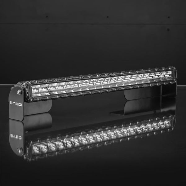 Stedi Lower Grill Light Bar Bracket Mk2 for Ford Ranger & Everest