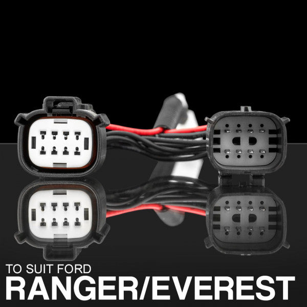 STEDI Ford Ranger Raptor & Everest piggy back adapter