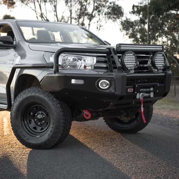 Stedi LED FOG & DRL UPGRADE KIT TO SUIT ARB SUMMIT BULL BAR