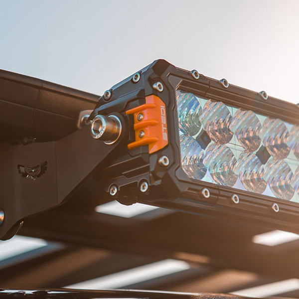 STEDI LED Light Bar Bracket To Suit Rhino Rack Platform V2.0