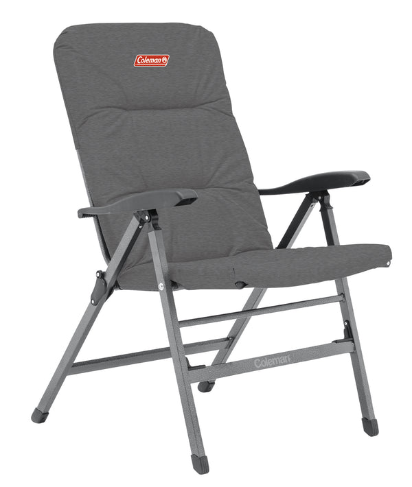 Coleman Chair Flat Fold Pioneer Heather (Wide)