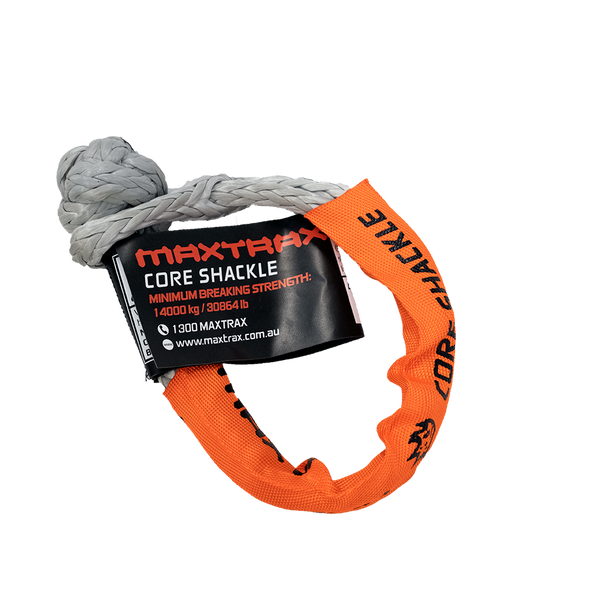 MAXTRAX Core Shackle 14000 kg Minimum breaking strength
